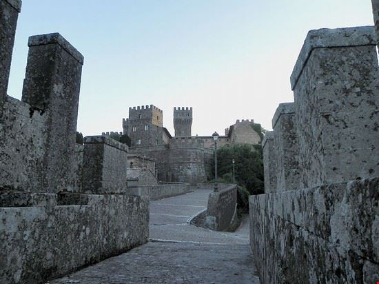 torre alfina centro storico