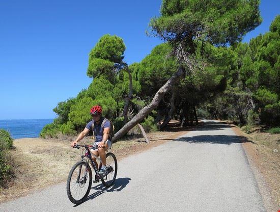 Punta Licosa in Bicicletta