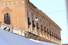 particolare di un edificio barocco noto
