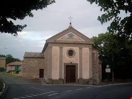 torre alfina chiesa della madonna
