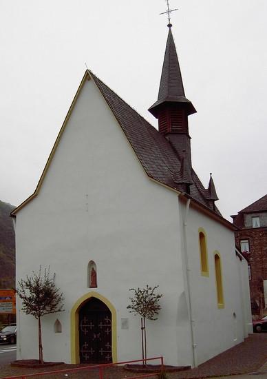 Foto Sehler Dom St. Antonius Abbas a Cochem - 388x550 ...