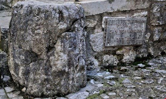 pietra di san bernardino