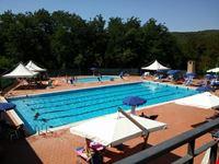 Grand Hotel Telese piscina