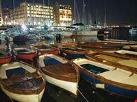 borgo marinari molo di sera napoli