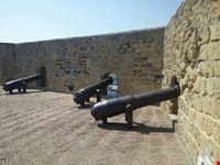 castel dell ovo mura superiori napoli