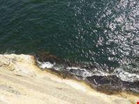 mura a picco sul mare castel dell ovo napoli