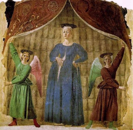 94790 sansepolcro madonna del parto di monterchi