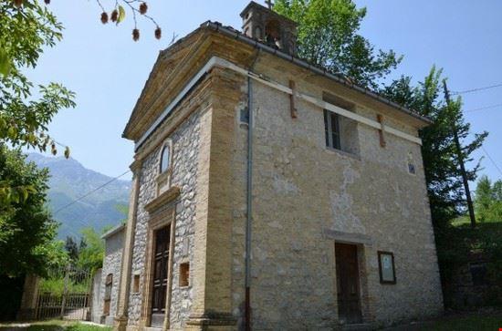 chiesa s. maria delle grazie castelli