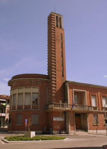 palazzo littorio montevarchi
