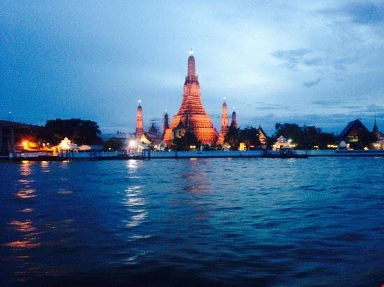 tempio e palazzo reale bangkok