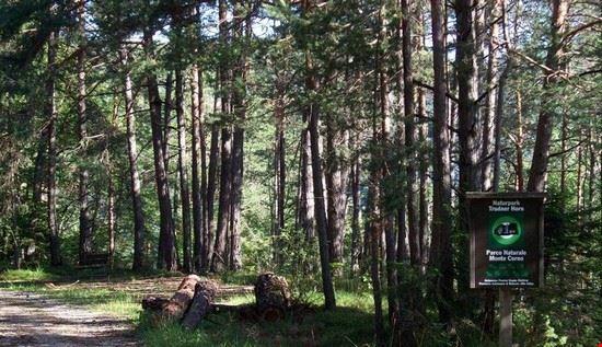 parco naturale del monte corno