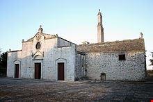 Santuario della Madonna d'Ibernia