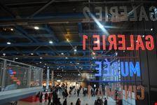 centro pompidou interno parigi