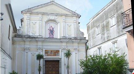 chiesa del purgatorio