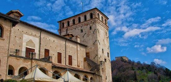 95720 asolo castello di asolo