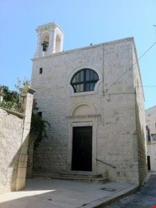 Chiesa di Santa Maria degli Angeli a Giovinazzo