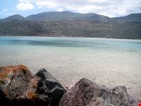 isola di pantelleria lago specchio di venere