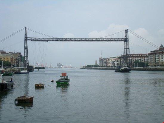 bilbao ponte di vizcaya