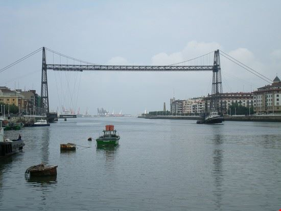 95766 bilbao ponte di vizcaya