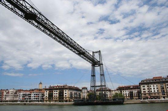 95767 bilbao ponte di vizcaya