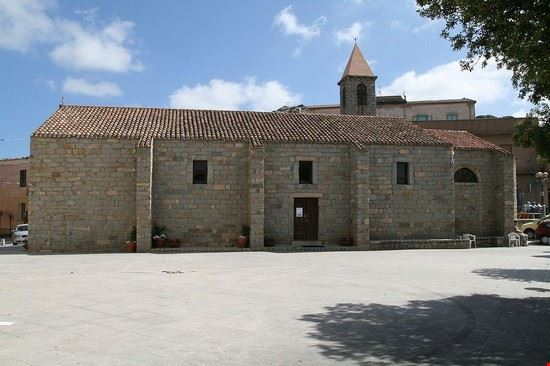 95815 trinita d  agultu chiesa della santissima trinita a trinita d  agultu