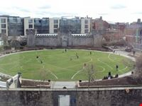 giardino del castello dublino