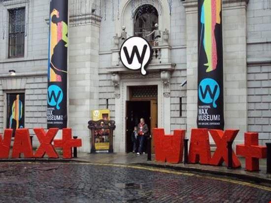 wax museum dublino