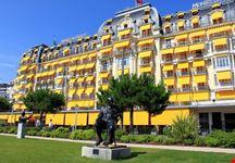 Montreux, Palace-Hôtel