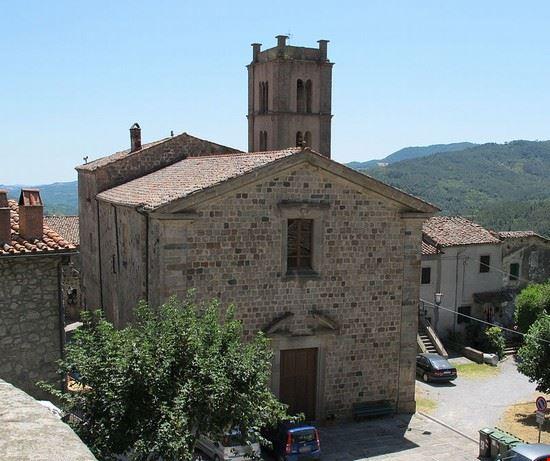 chiesa di sant'agostino santa fiora