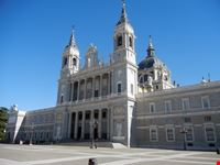 madrid - cattedrale