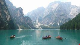 lago di braies bolzano