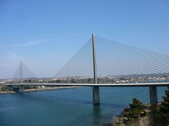 Photo brest pont de l iroise brest photos de brest et images 550x412 autore redazione - H et h brest ...