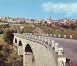 Panorama parziale del centro abitato