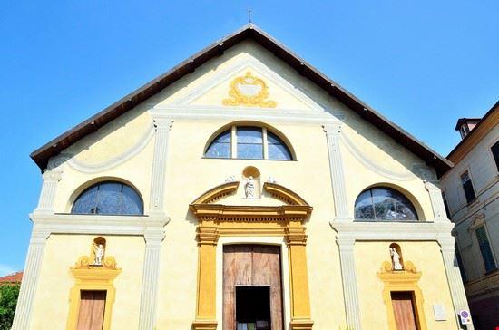 sassello chiesa