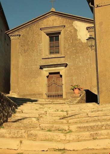 chiesa della Misericordia - Gerfalco