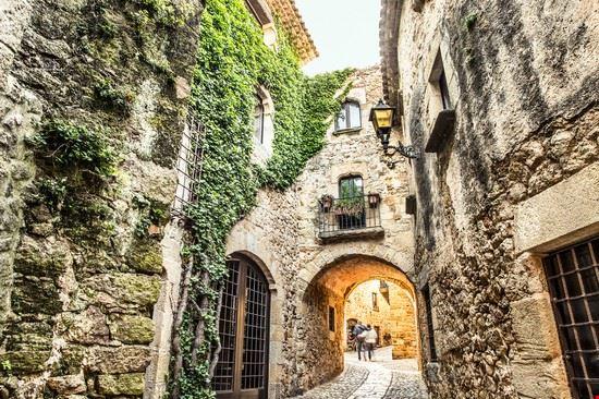Dintorni itinerari e escursioni a girona - Casco antiguo de girona ...