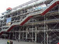 museo de pompidou parigi