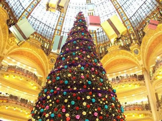Lafayette Galerie Paris Shopping In Paris