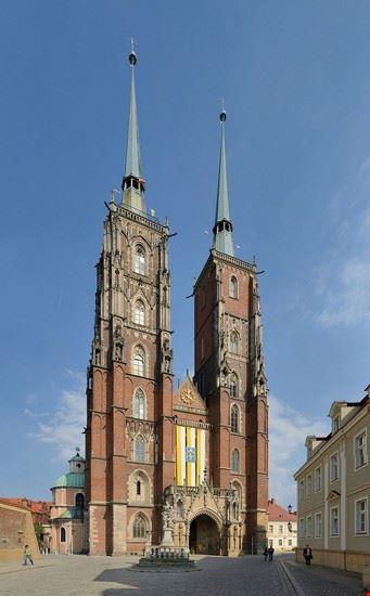 wroclaw cattedrale di breslavia