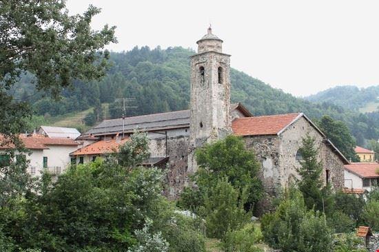Calizzano borgo