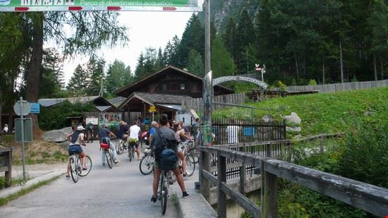 Pista ciclabile San Candido-Lienz