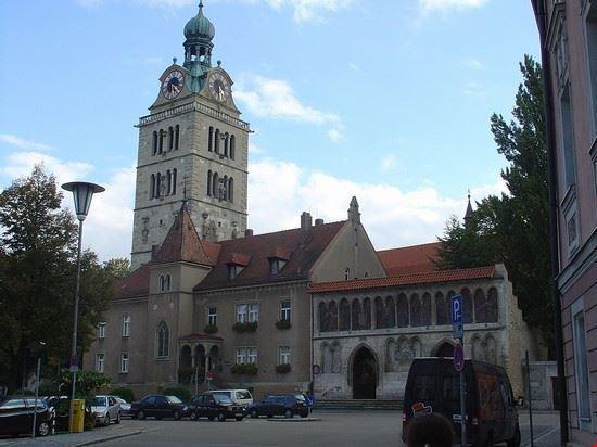Sant'Emmerano - Ratisbona