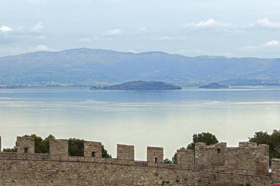 Isola Maggiore - lago