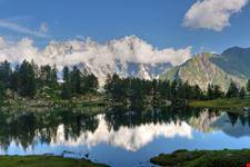 La Thuile - lago