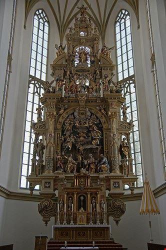 basilica dei santi ulrico e afra