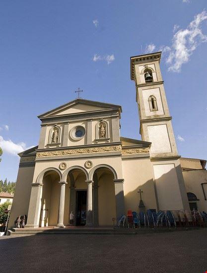 greve in chianti propositura della santa croce greve in chianti