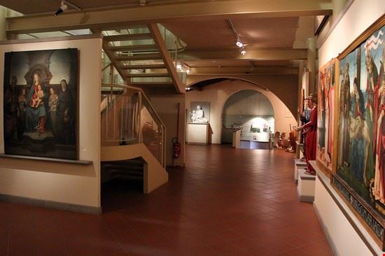 97153 castelfiorentino museo santa verdiana castelfiorentino