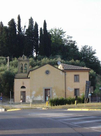 Castelfiorentino, Chiesa di San Piero a Pisangoli