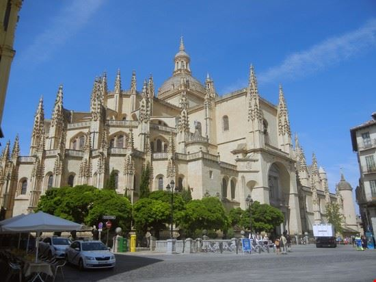 97268 segovia segovia cattedrale
