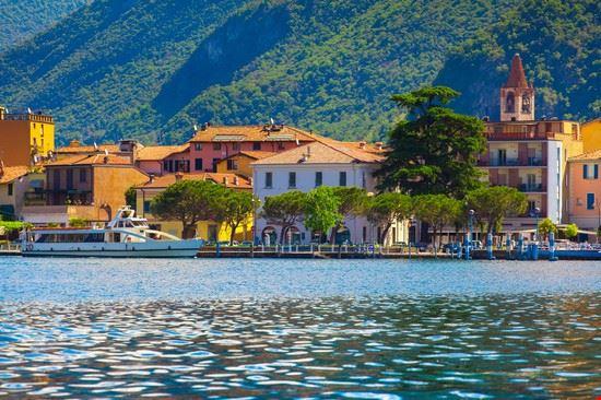 sulzano lago